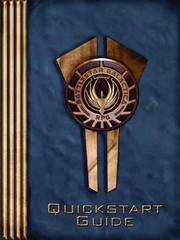 Cover of: Battlestar Galactica Quickstart Guide | Jamie Chambers