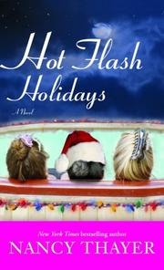 Cover of: Hot Flash Holidays: a novel