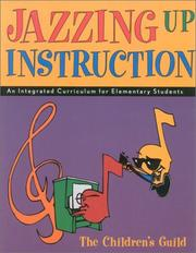 Cover of: Jazzing up instruction | Kelly Spanoghe