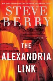 Cover of: The Alexandria Link | Steve Berry