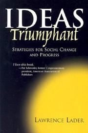 Cover of: Ideas Triumphant