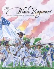 Cover of: The Black regiment of the American Revolution