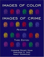 Cover of: Images of color, images of crime