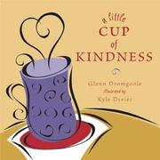 Cover of: A little cup of kindness