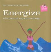 Cover of: Energize | Elizabeth Wilde