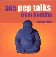 Cover of: 365 Pep Talks from Buddha