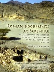 Roman Food Prints at Berenike