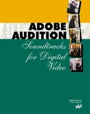 Cover of: Adobe Audition | Roman Petelin