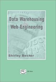 Cover of: Data Warehousing and Web Engineering