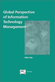 Cover of: Global Perspective of Information Technology Management