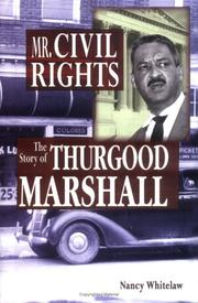 Cover of: Mr. Civil Rights