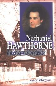 Cover of: Nathaniel Hawthorne