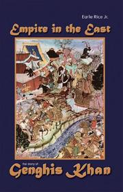 Cover of: Empire In The East: The Story Of Genghis Khan (World Leaders)