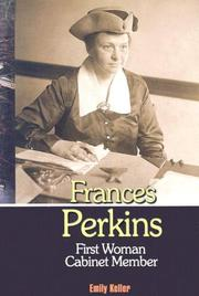 Cover of: Frances Perkins |