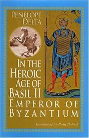 Cover of: In the Heroic Age of Basil II