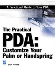 Cover of: The Practical PDA: