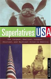 Cover of: Superlatives USA | Melissa Jones