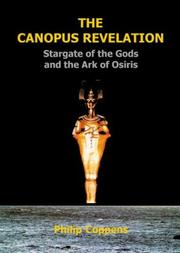 Cover of: The Canopus Revelation