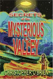 Cover of: Secrets of the Mysterious Valley