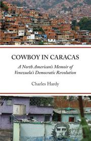 Cover of: Cowboy in Caracas | Charles Hardy