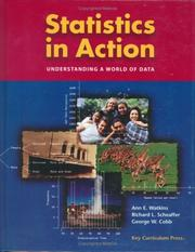 Cover of: Statistics in Action: Understanding a World of Data