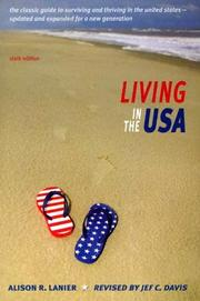 Living in the U.S.A by Alison Raymond Lanier