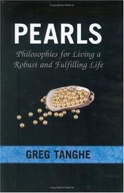 Cover of: Pearls | Greg Tanghe