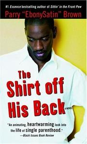 Cover of: The Shirt off His Back