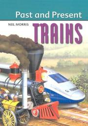 Cover of: Trains (Past and Present (Thameside Press))