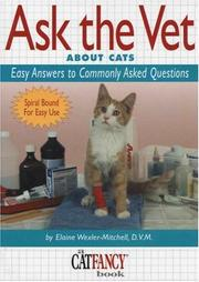 Cover of: Ask the Vet about Cats