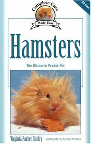 Cover of: Hamsters