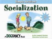 Cover of: Socialization (Simple Solutions) | Kim Campbell Thornton