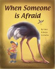 Cover of: When someone is afraid