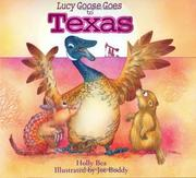 Cover of: Lucy Goose goes to Texas