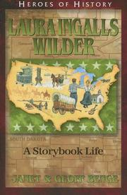 Cover of: Laura Ingalls Wilder: a storybook life