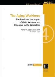 Cover of: The Aging Workforce