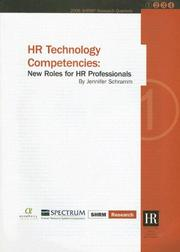 Cover of: HR Technology