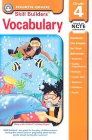 Cover of: Vocabulary | Rainbow Bridge Publishing