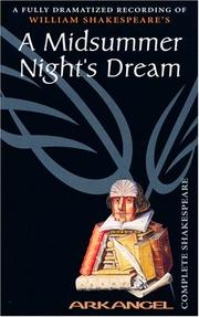 Cover of: A Midsummer Night
