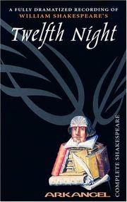 Cover of: Twelfth Night |