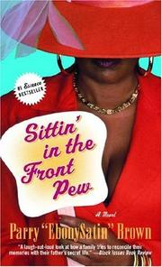 Cover of: Sittin' in the Front Pew