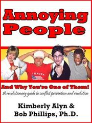 Cover of: Annoying People and Why You