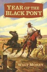 Cover of: Year of the Black Pony (Living History Library)