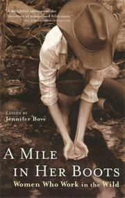Cover of: A Mile in Her Boots | Jennifer Bove