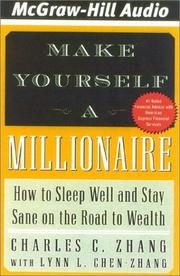 Cover of: Make Yourself a Millionaire | Charles Zhang