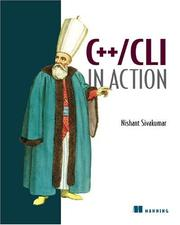 Cover of: C++/CLI in Action (Manning) | Nishant Sivakumar