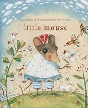 Cover of: Little Mouse | Lida Dijkstra