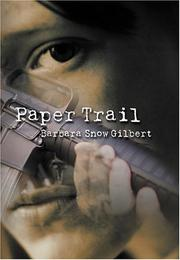 Cover of: Paper Trail | Barbara Snow Gilbert