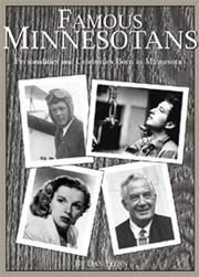 Cover of: Famous Minnesotans | Dan Flynn