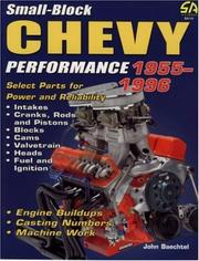 Cover of: Small-Block Chevy Performance 1955-1996